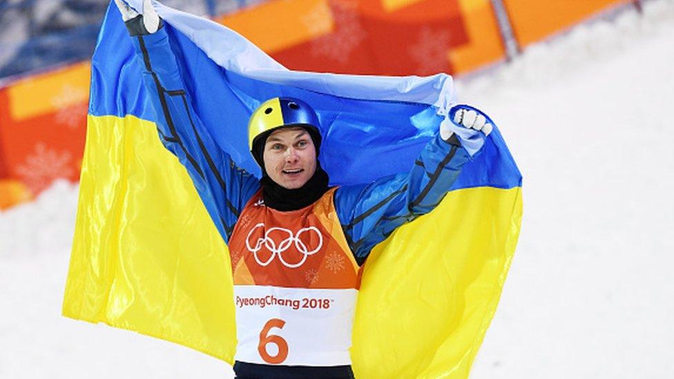 Українець виборов олімпійське золото у фристайлі