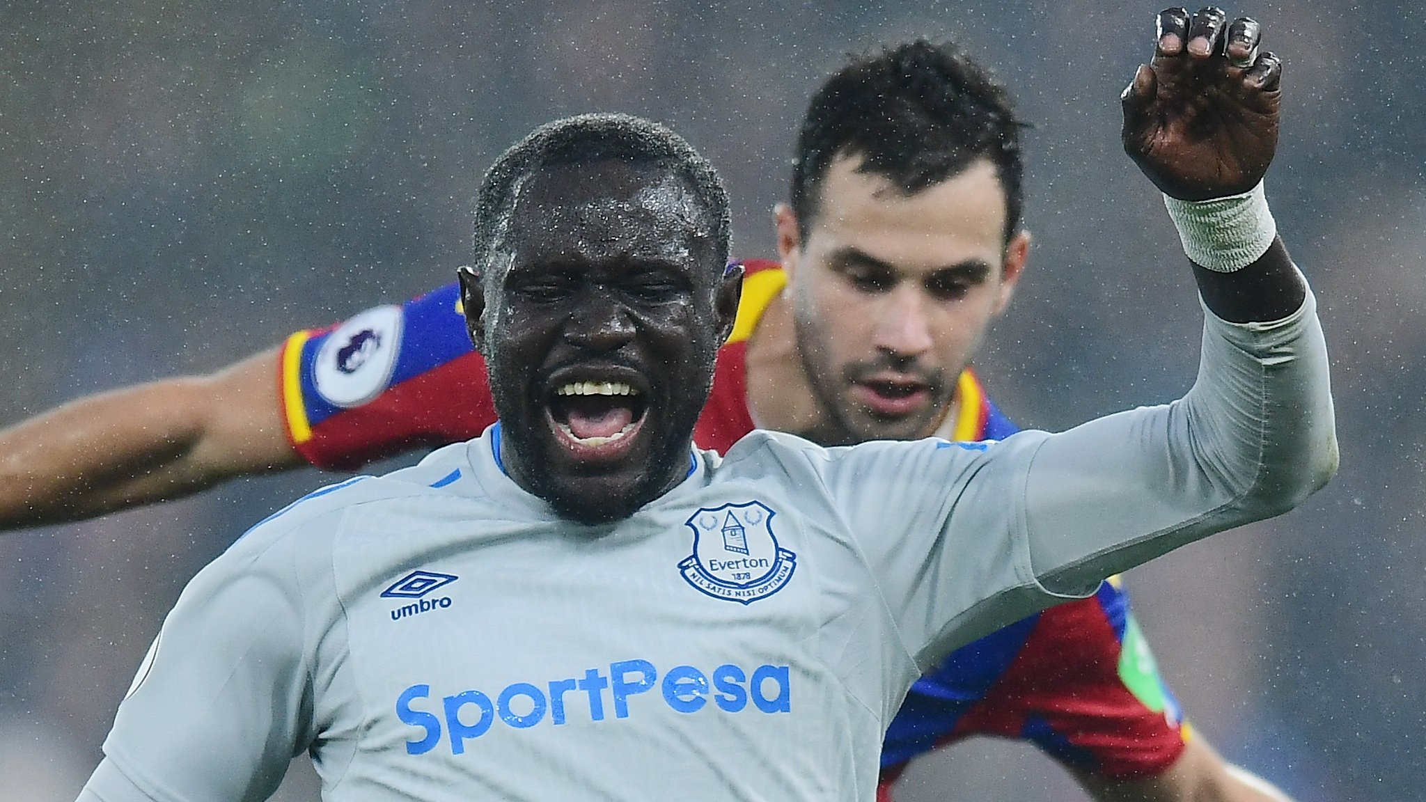 Evertons Niasse is first Premier League player charged under new diving rule