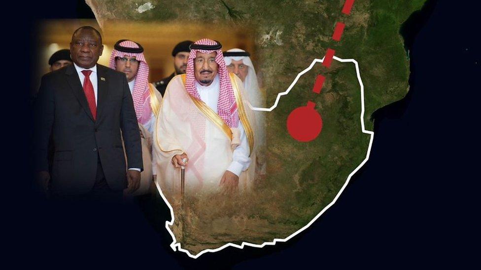 Khashoggi, South African arms and the Saudis - explained