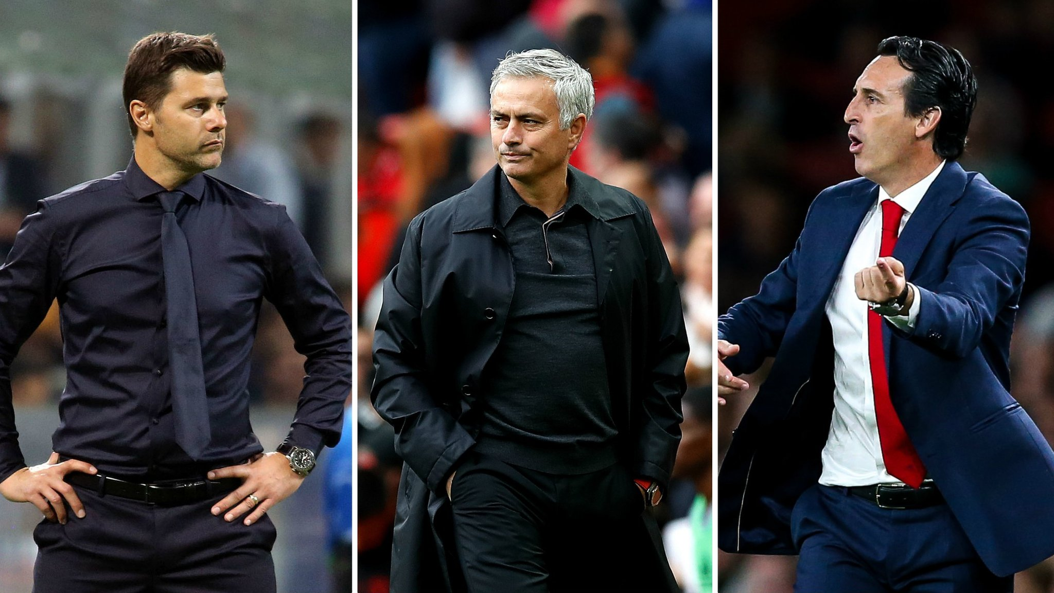 Spurs better, Man Utd going backwards: How is your team doing compared with last season?