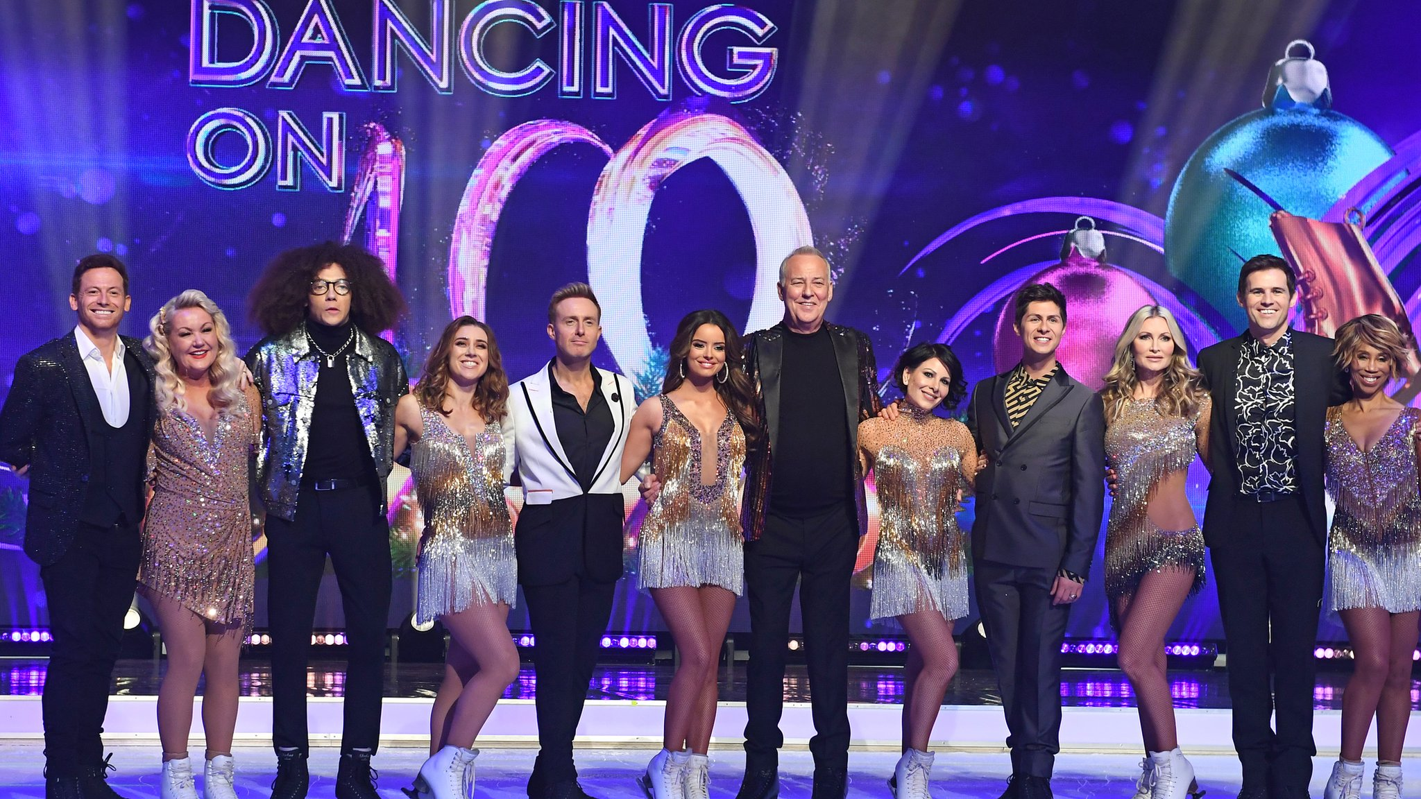 Dancing On Ice Who Was The 2020 Champion Cbbc Newsround
