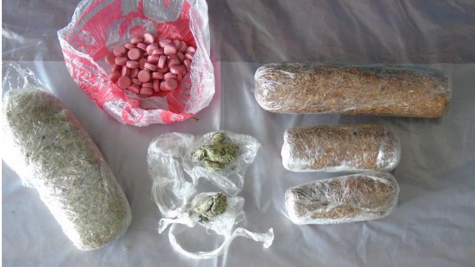 Drugs smuggled into Guys Marsh prison in dead rats