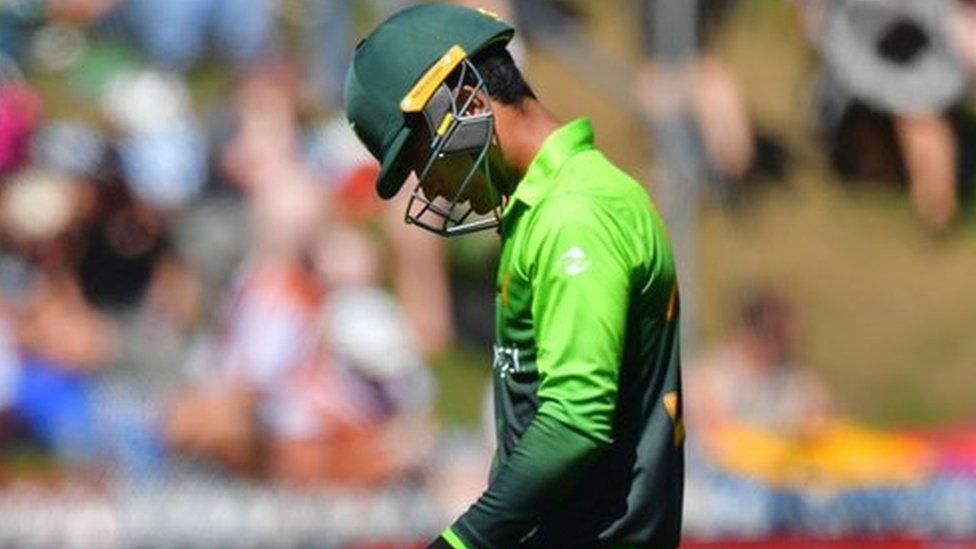 پاکستان کے خلاف نیوزی لینڈ کا ون ڈے سیریز میں وائٹ واش
