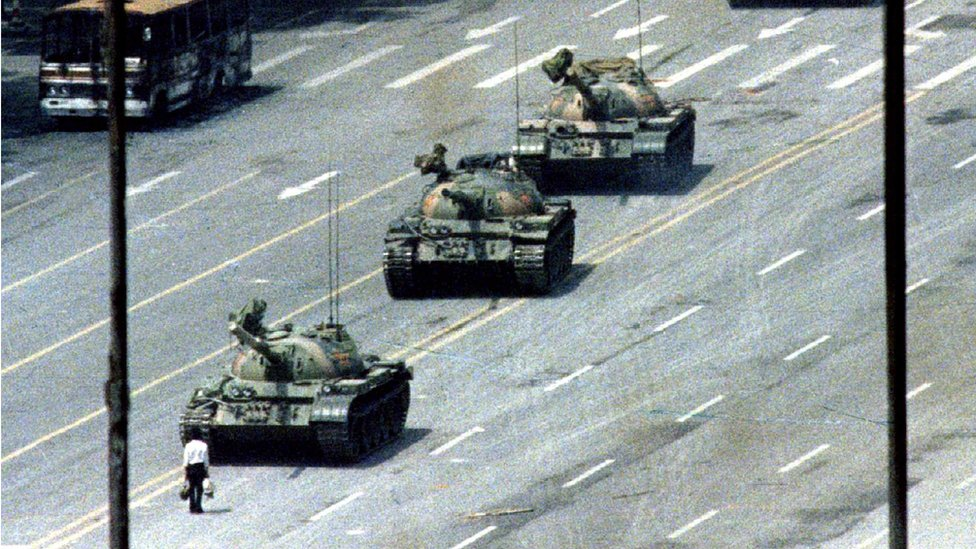 Leica China video sparks backlash over Tiananmen Square image