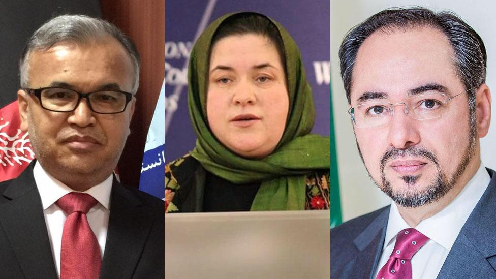 د افغانستان ولسي جرګې د کابینې درې وزیران سلب صلاحیت کړل