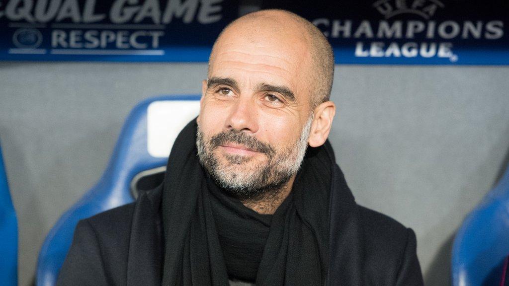 Guardiola agrees new Man City deal - Saturday's gossip