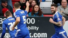 Ipswich celebrate