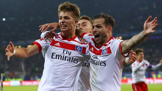 Jann-Fiete Arp: German prodigy who turned down Chelsea and idolises Harry Kane