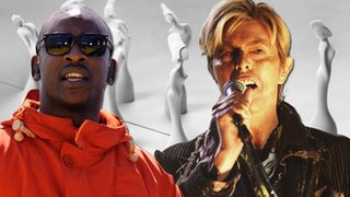 BBC News - Brit Awards: Skepta and Bowie expected to win prizes