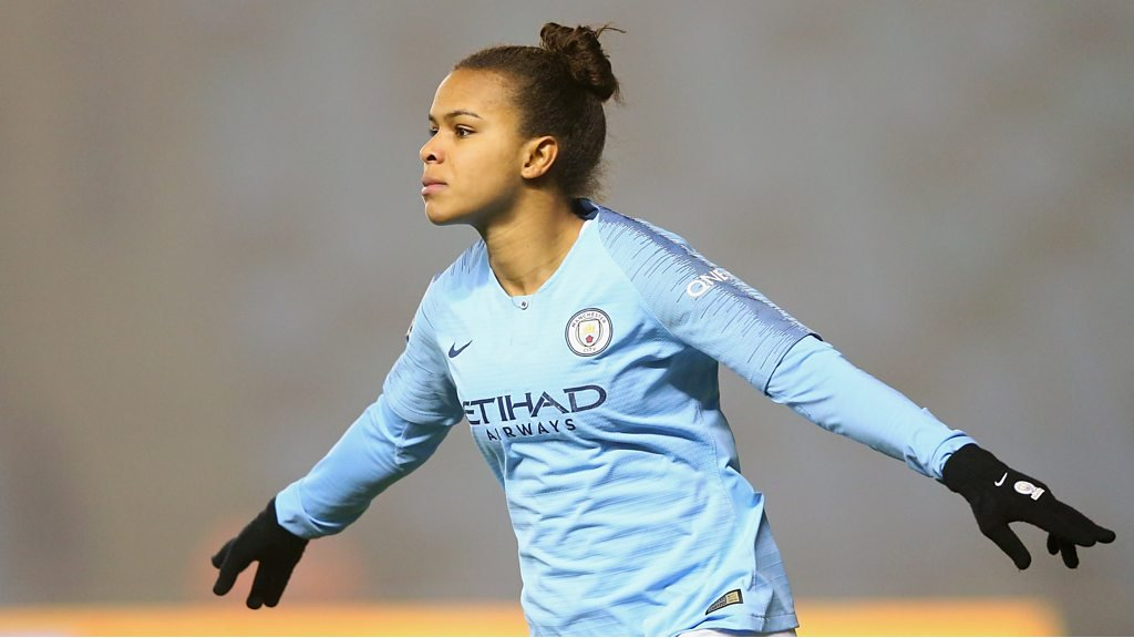 Nikita Parris moves to Lyon - watch her best Man City goals