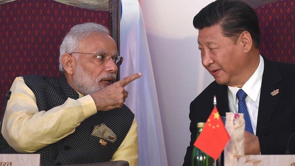 अमरीका के क़रीब जाना भारत के लिए ख़तरनाक़ः चीनी मीडिया