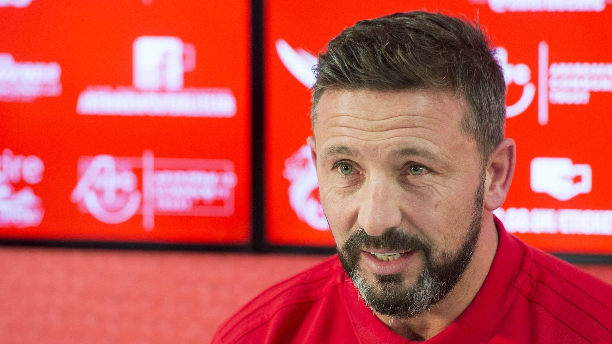 My future is with Aberdeen, says boss McInnes