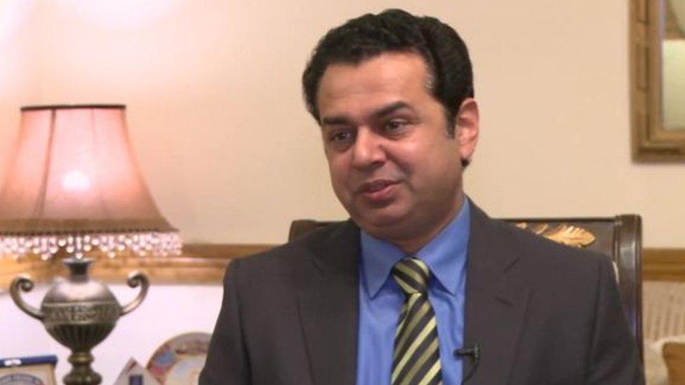 طلال چوہدری