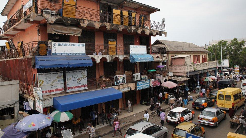 Ghana proyecta un crecimiento de 8,3% este año, según el Banco Mundial.
