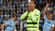 Celtic lost 2-0 away to Malmo