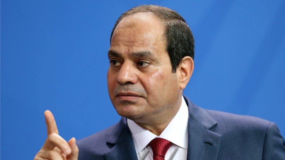 Egypt's President Sisi