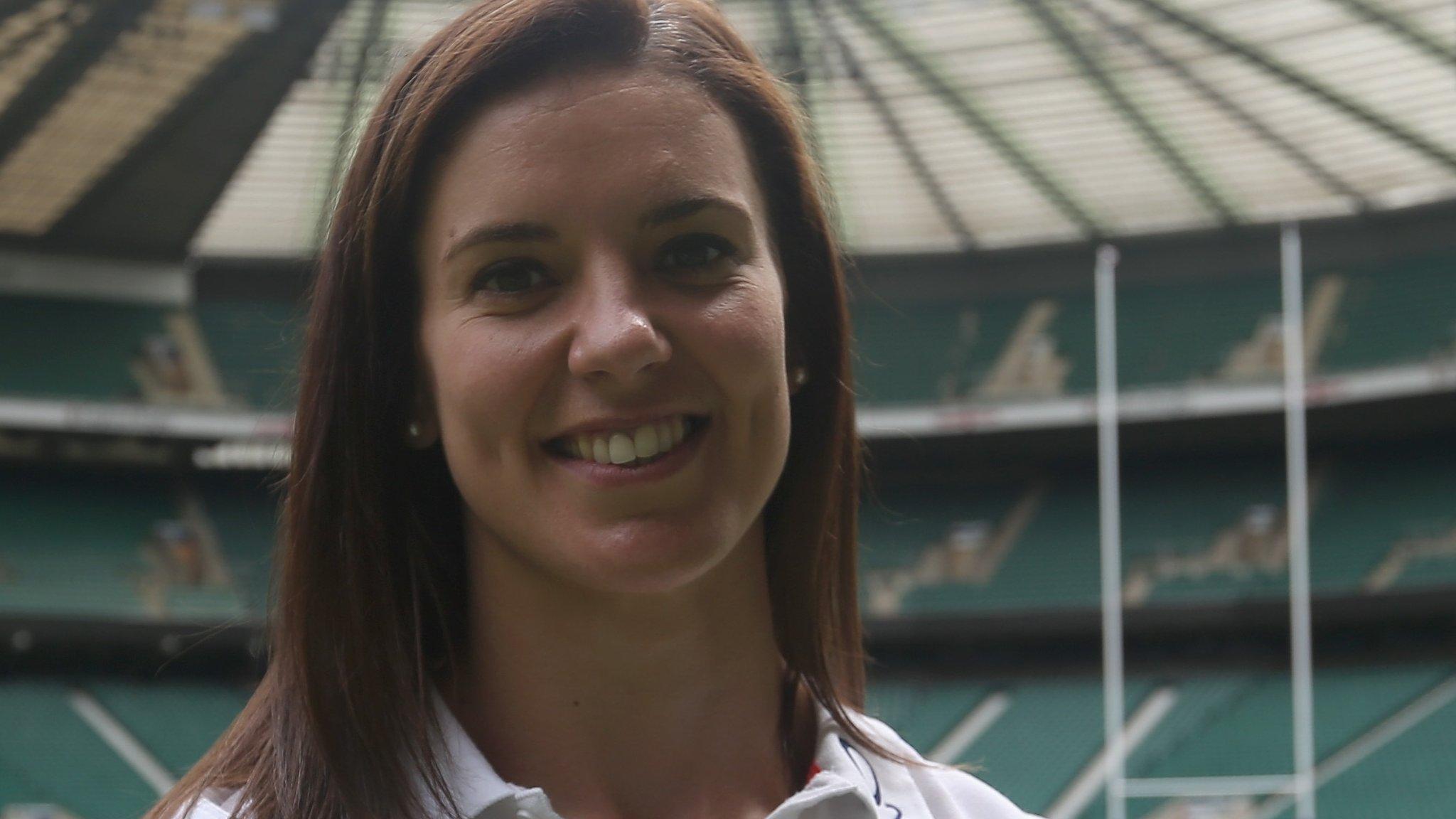 Sarah Hunter to win 100th cap for England