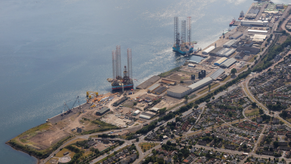 £5m decommissioning base announced for Port of Dundee
