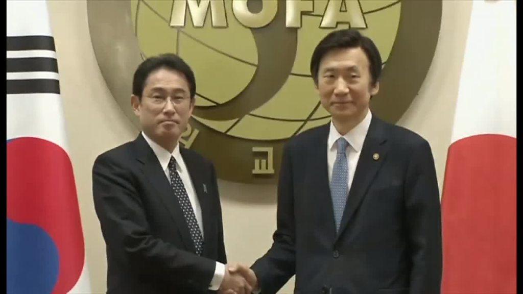 韓国 が と 日本 起き てる 何