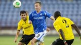 St Johnstone's Steven MacLean against Alashkert