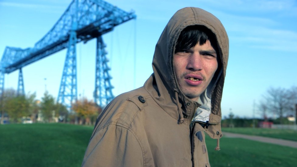 'I asked to go to jail, rather than stay homeless'