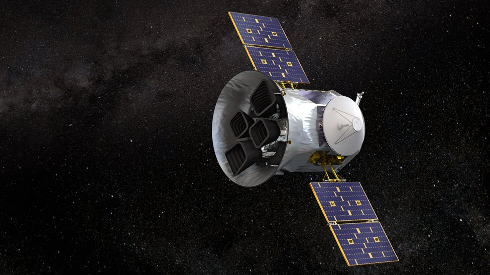 Planet-hunter launches from Florida