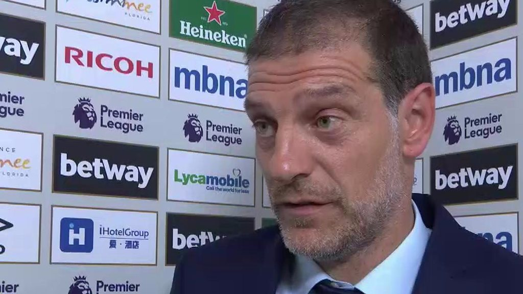 West Ham 1-0 Bournemouth: Slaven Bilic says his side wanted it more