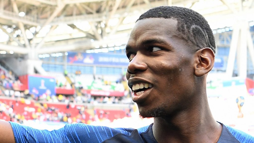 Pogba and more: World Cup haircuts to watch