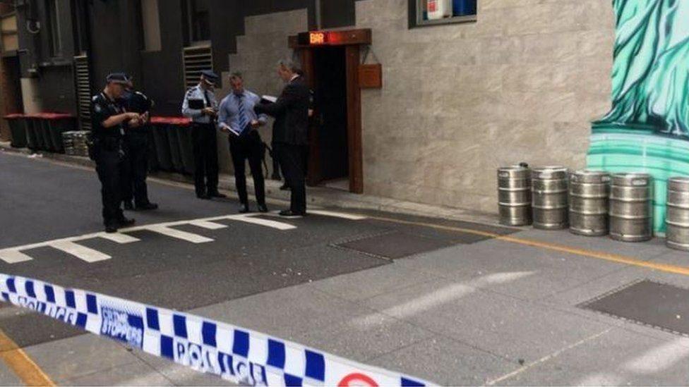 В Австралії на зйомках хіп-хоп кліпу застрелили актора