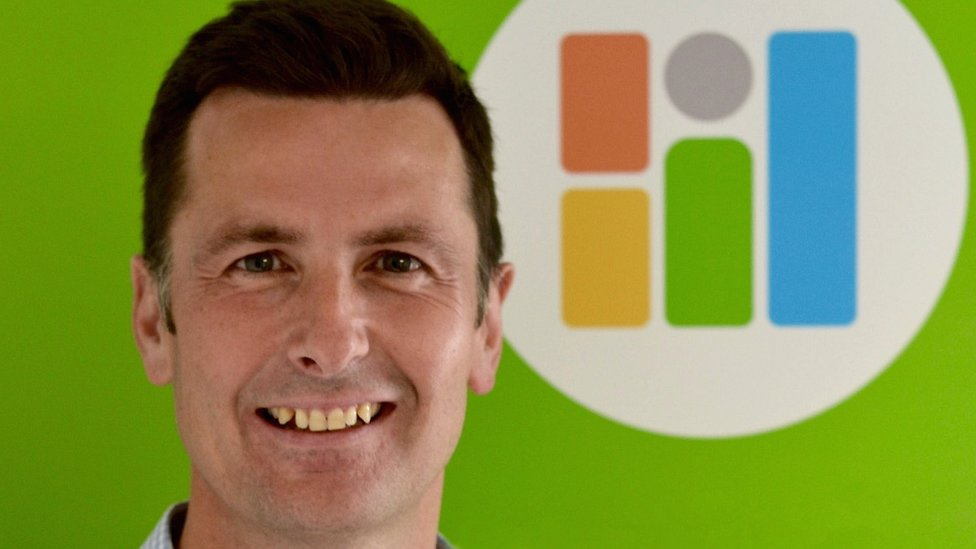 Chris Butt , director de la compañía de software Cognisess, cree que las entrevistas automatizadas son una valiosa herramienta para los empleadores. (Foto: Cognisess)