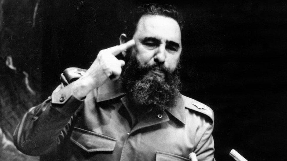 Muere Fidel Castro: 9 frases célebres del líder de la Revolución Cubana -  BBC News Mundo