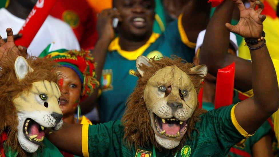Africa's top shots