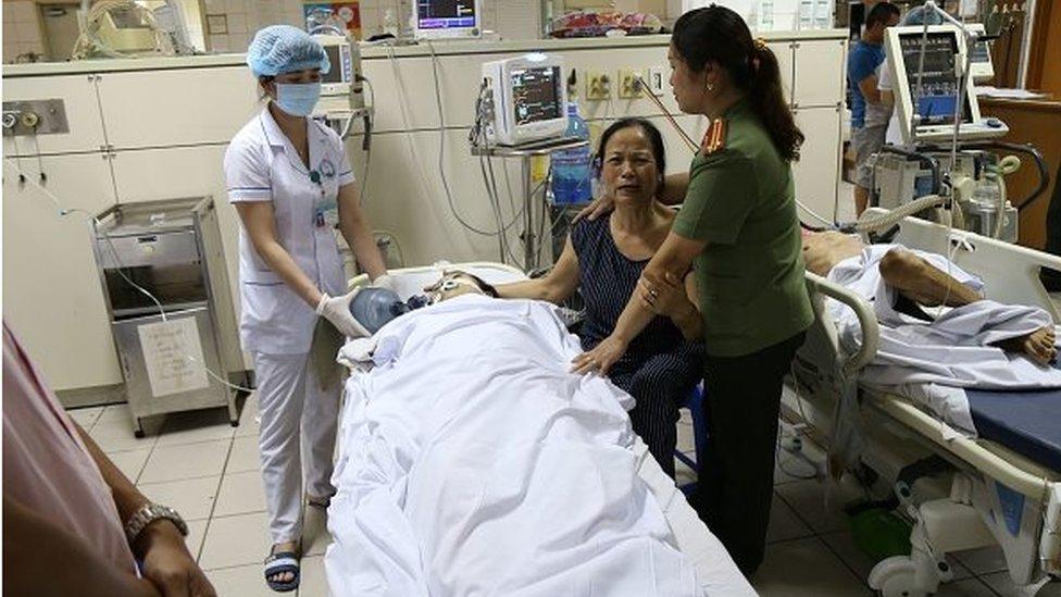 Tai biến chạy thận: Giám đốc bệnh viện 'mất chức'