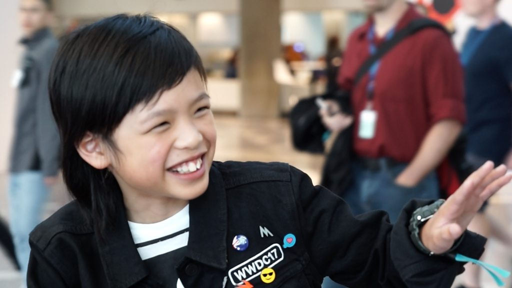 10-year-old app maker's plan: Change world, become turtle