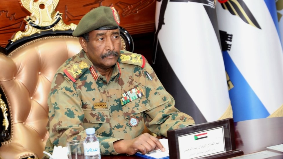 Sudan army chief says soldiers 'will not attack protesters'