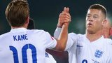 England beat Lithuania - Harry Kane and Ross Barkley