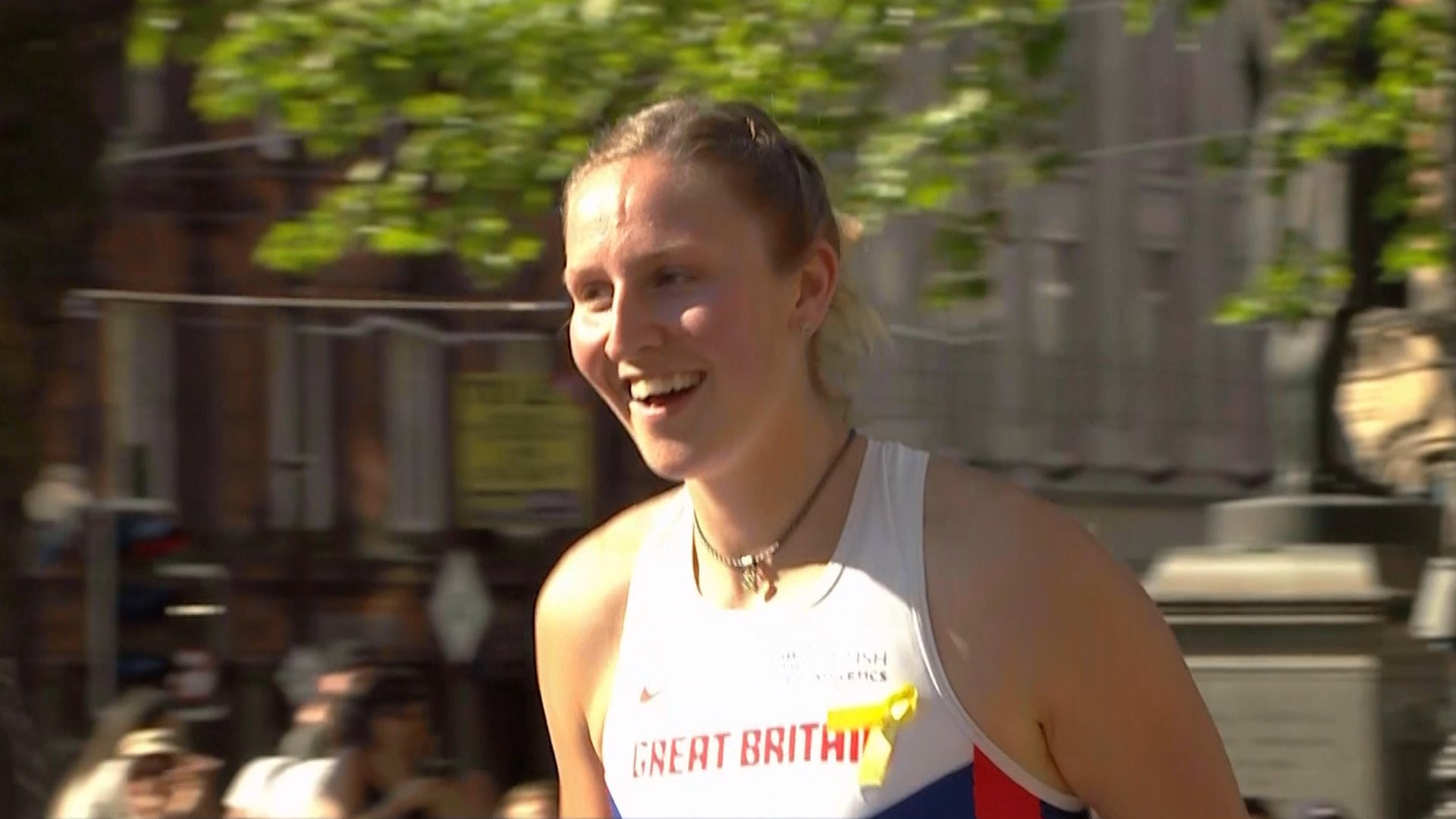 Manchester City Games: Holly Bradshaw wins pole vault with GB record