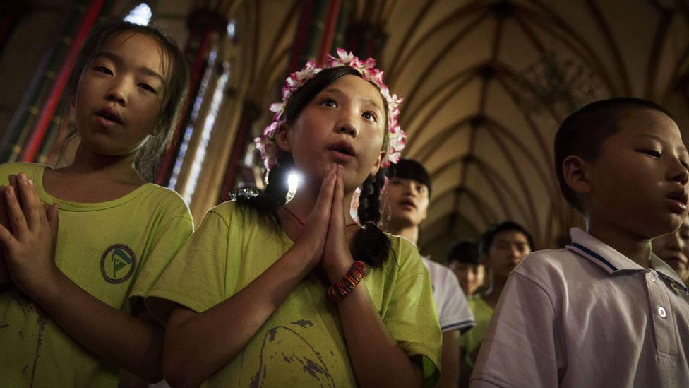 China Catholic bishops: Historic deal with Vatican reached