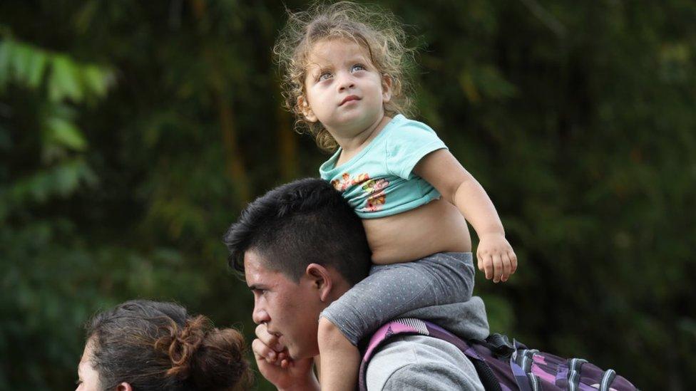 Trump threatens to cut aid to Honduras over migrants