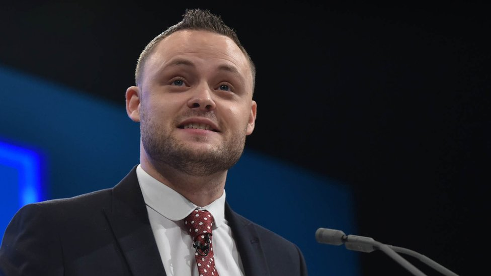 Tory MP Ben Bradley 'sorry' for blog post about jobless