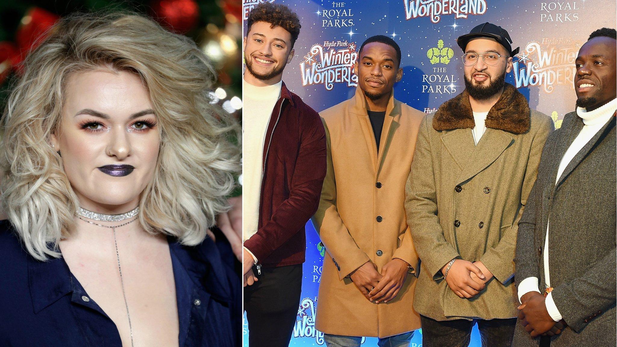 X Factor: Rak-su are the winners! - CBBC Newsround