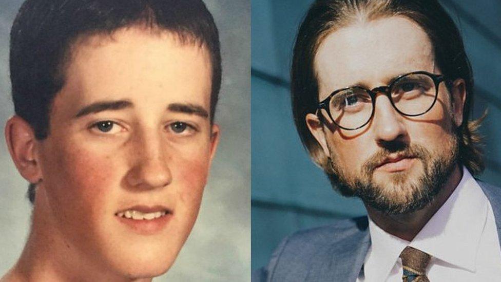 Austin Eubanks: Columbine school shooting survivor found dead