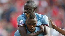 Liverpool v West Ham United - Barclays Premier League - Anfield - 29/8/15 West Ham