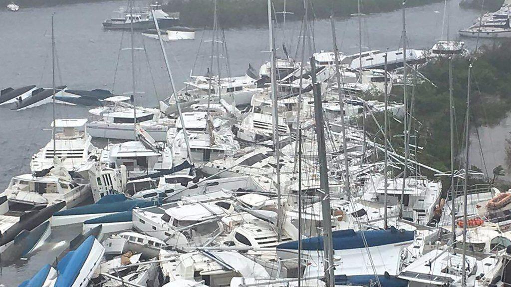 Hurricane Irma: 'I have declared a state of emergency'