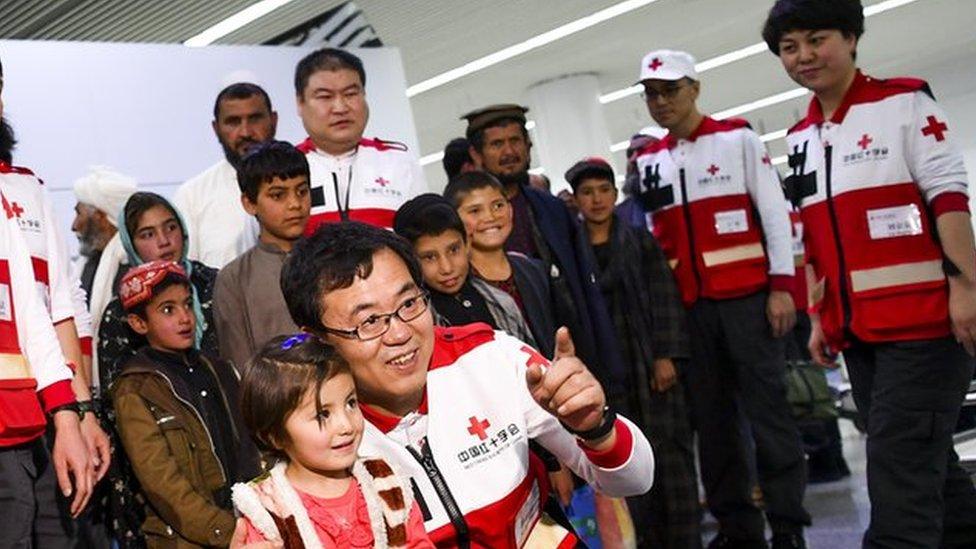 چین د ۴۰۰ افغان ماشومانو د سوريو زړونو درملنه کوي