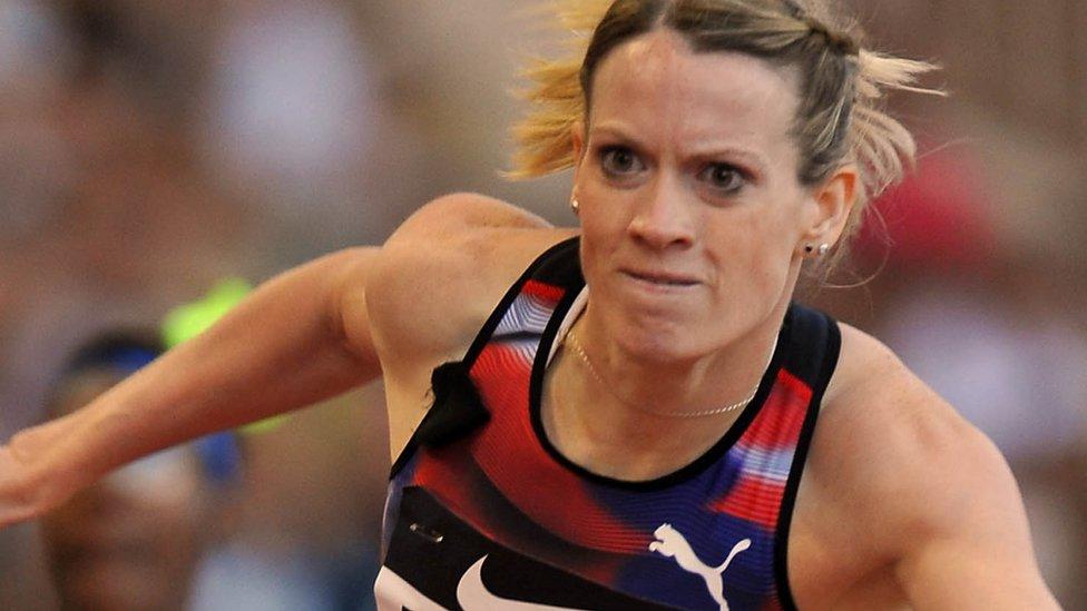 Lausanne Diamond League: Eilidh Doyle closes in on 400m hurdles title