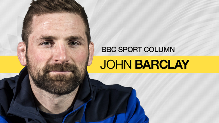 John Barclay: Edinburgh move exciting but sad to leave Scarlets