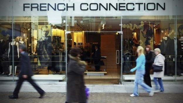 French Connection sales fall as it makes small profit