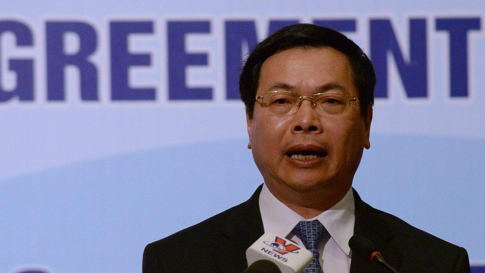 Ông Vũ Huy Hoàng 'không còn hưởng chế độ bộ trưởng'?
