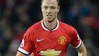 West Brom agree Man Utd Evans fee